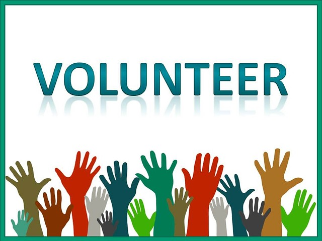 Online volunteer opportunity