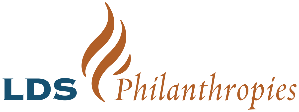 LDS Philanthropies logo